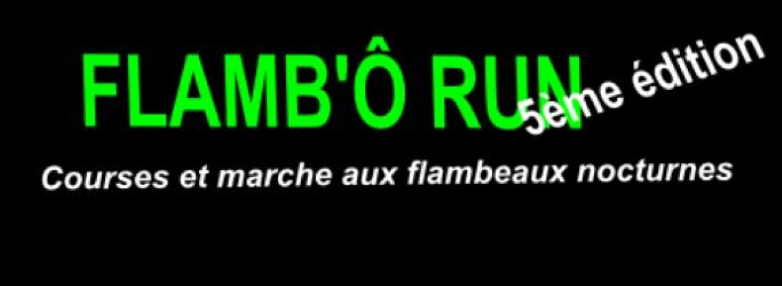 Flamb'o run