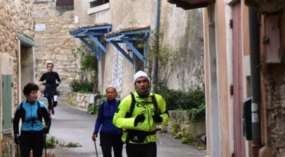 Trail des Truffières