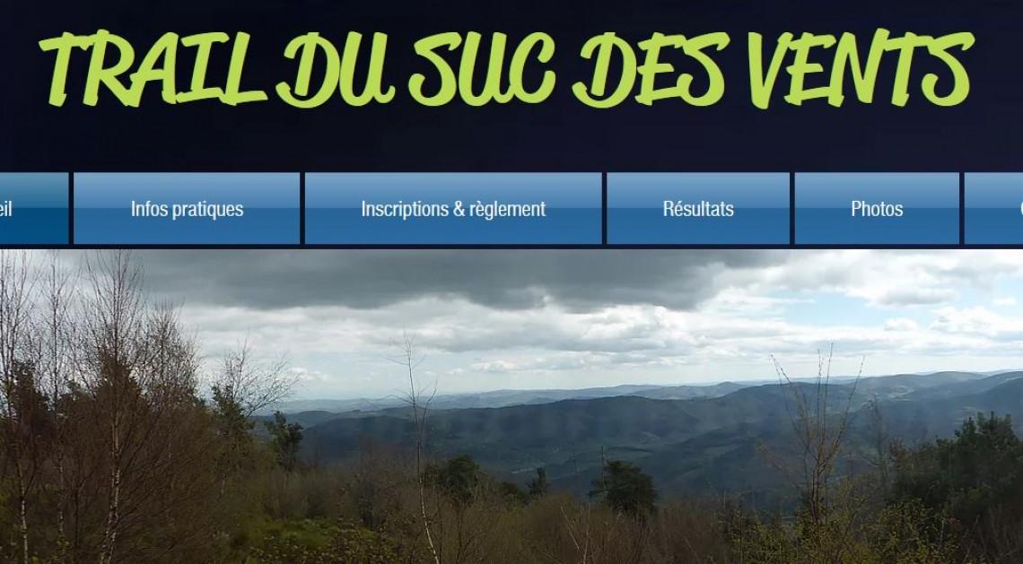 Trail du Suc des Vents (semi-nocturne)