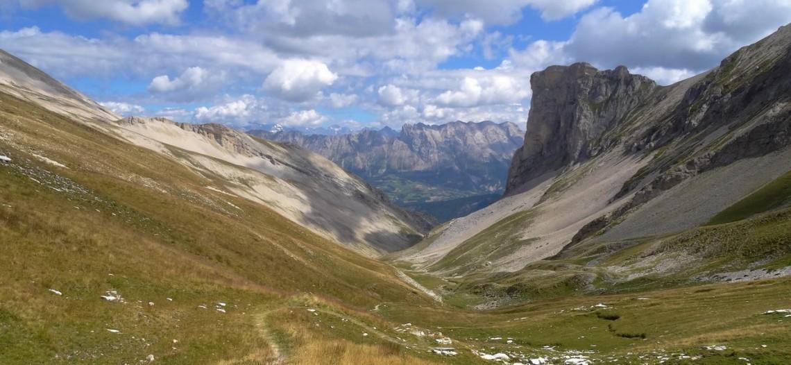 Le Rocher Rond ou le Toit de la Drôme