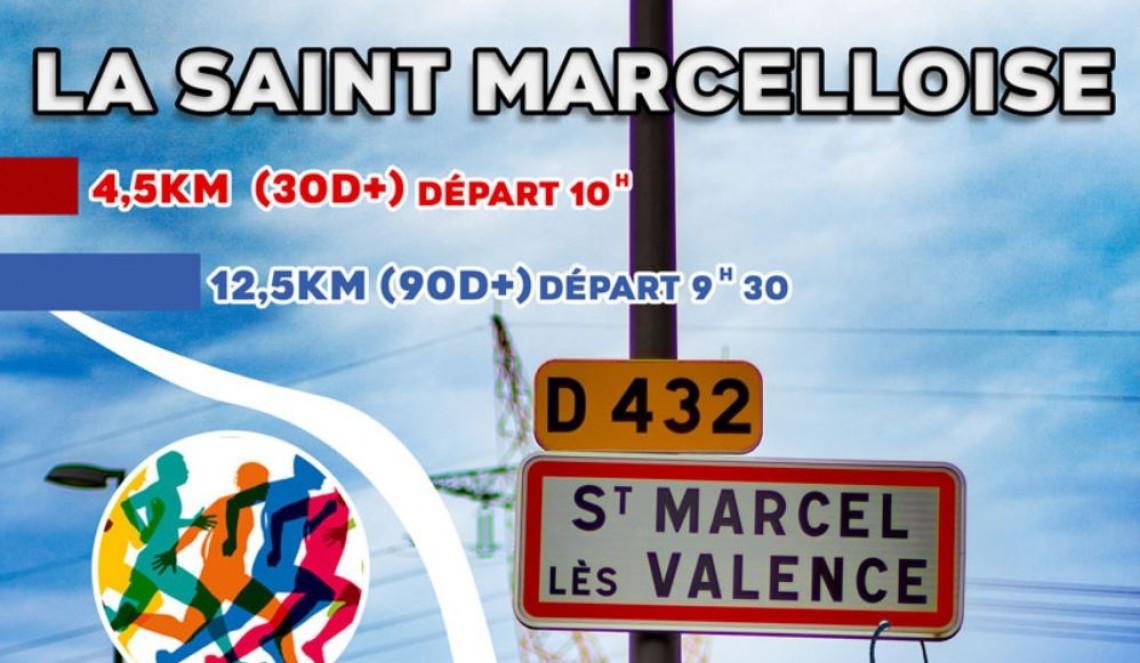 La Saint-Marcelloise (course route)