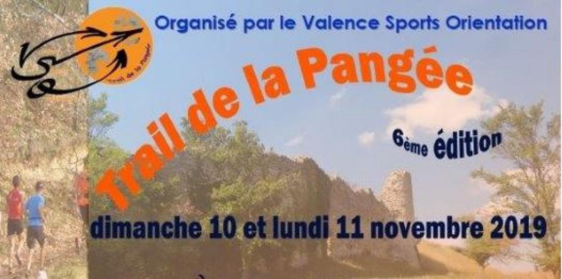 Trail de la Pangée (nocturne)