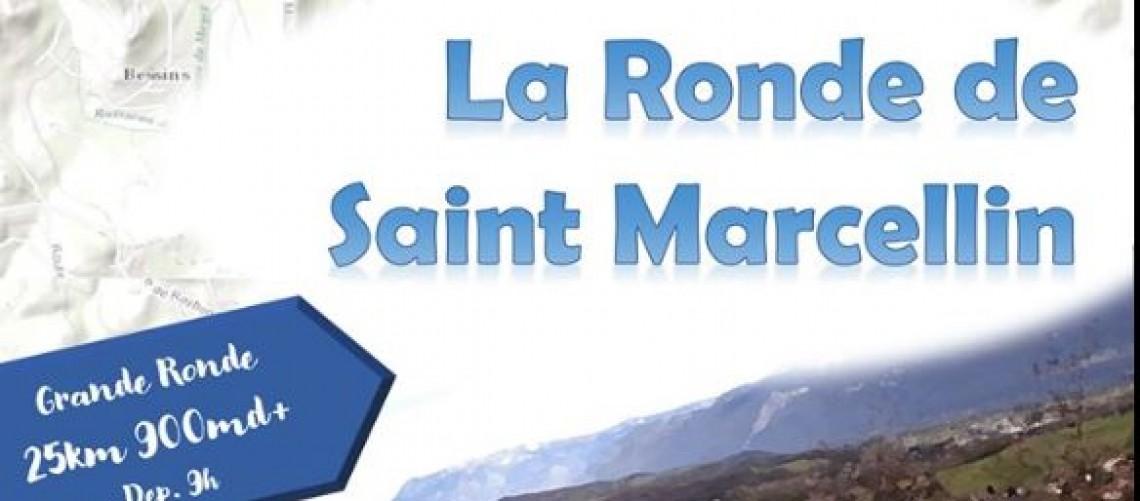 La ronde de Saint Marcellin (trail)