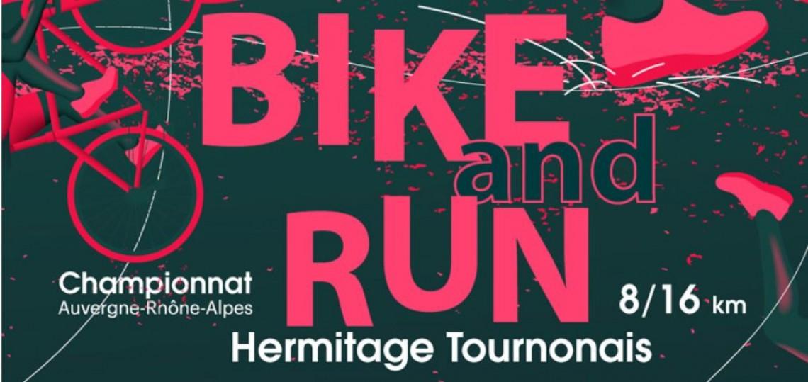 Bike and run Hermitage Tournonais