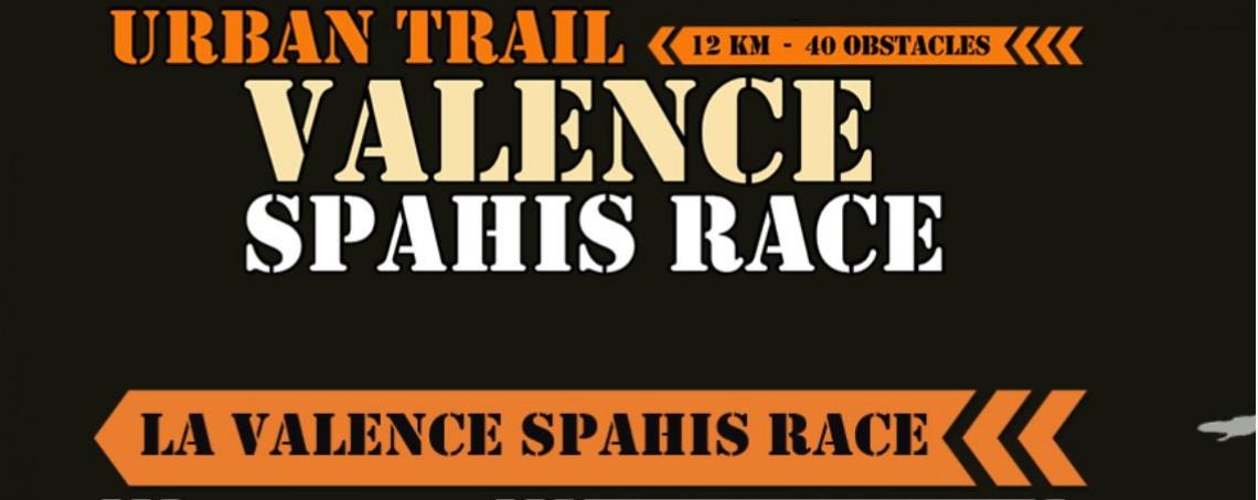Valence spahi race (urban trail)